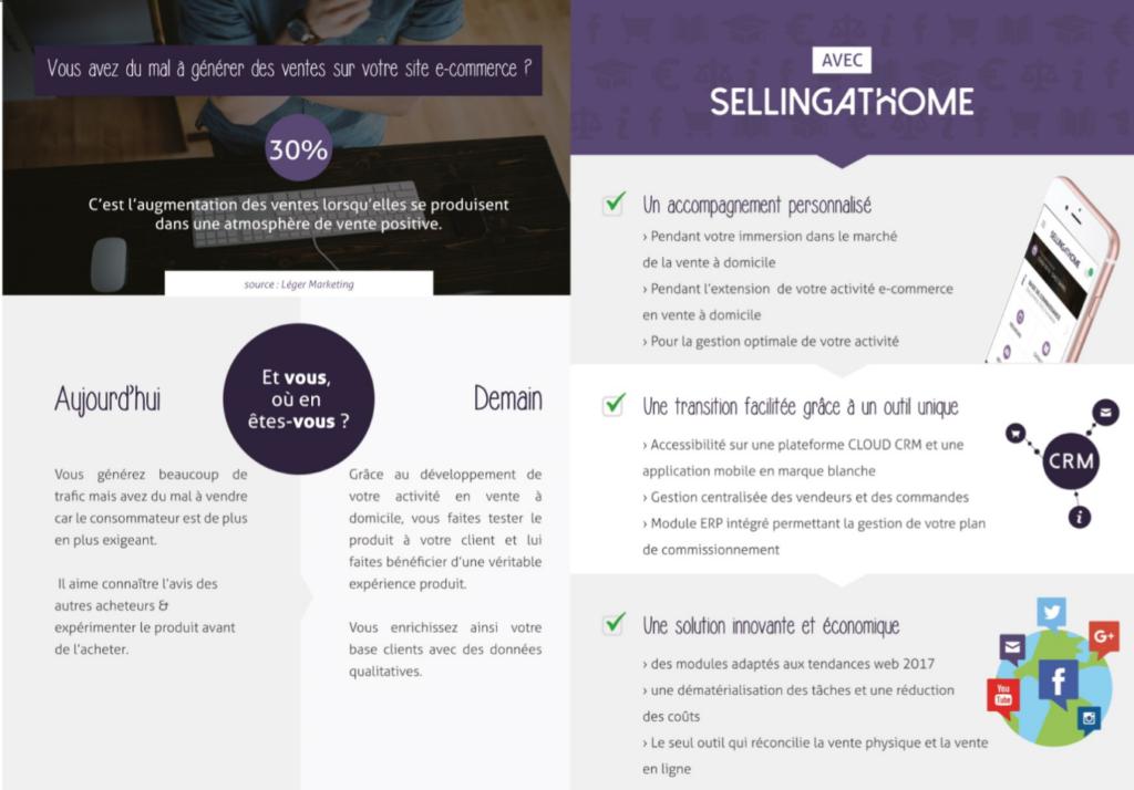 SelllingAtHome shake votre e-commerce!